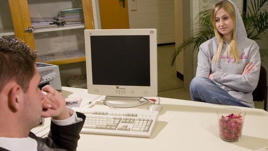 Bewerbungstraining Bitte Nicht Hemdsärmelig Zeit Online