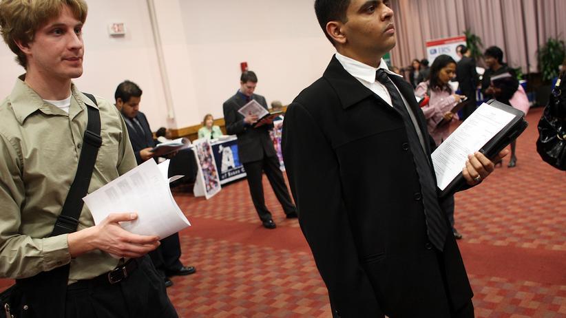 Jobeinstieg: Bachelor auf Jobsuche