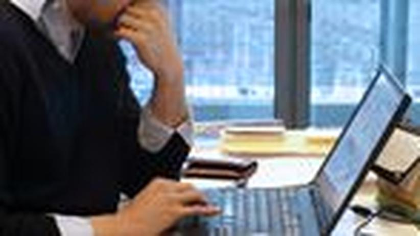 Online-Bewerbung: Den Personaler nicht mit Datenmengen erschlagen