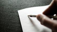 Stift Bleistift Schreiben Papier