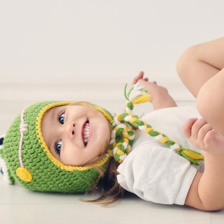 Ein Kleinkind