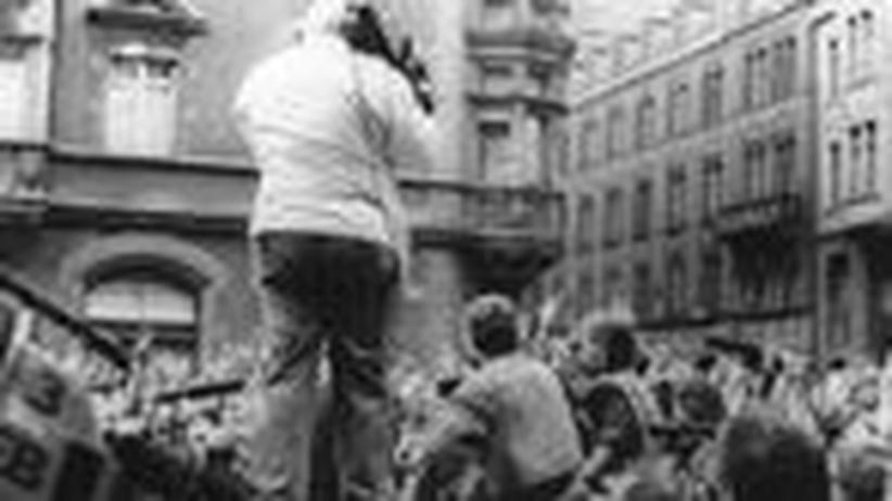 Das Ende der DDR: Welche war die Heldenstadt des Herbstes 1989?