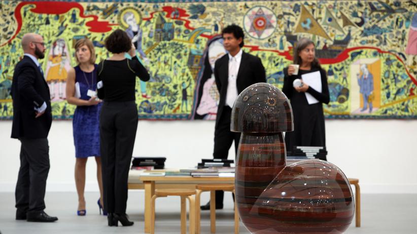 Kunstmarkt: Ist es schon wieder so weit?