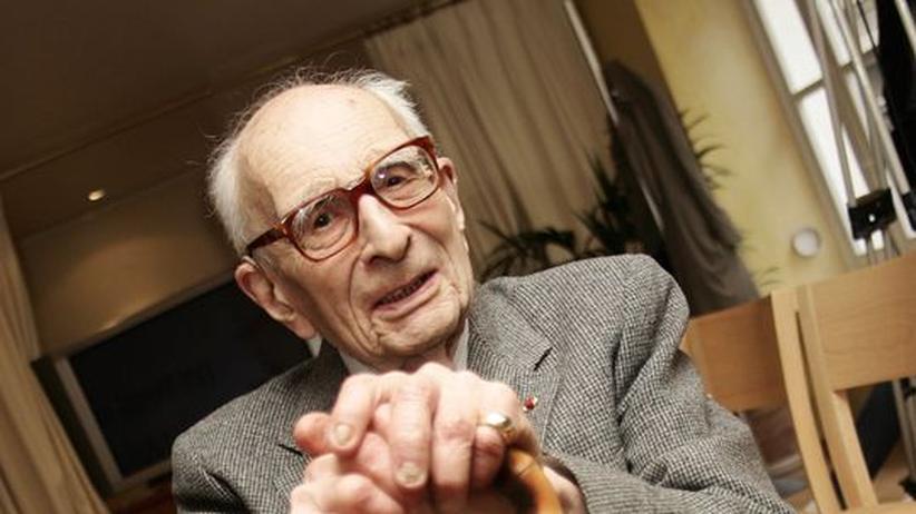 Claude Lévi-Strauss: Claude Lévi-Strauss im Jahr 2005