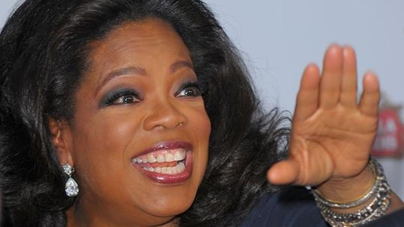Oprah Winfrey: Ihre legendäre Show gibt es nur noch bis 2011: Oprah Winfrey