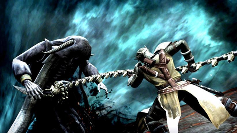 """Computerspiel """"Dante's Inferno"""": Das ist die Hölle"""