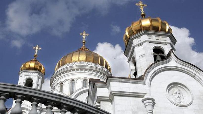 Die Christ-Erlöser-Kathedrale wird von Putin als Herrschaftsinstrument genutzt
