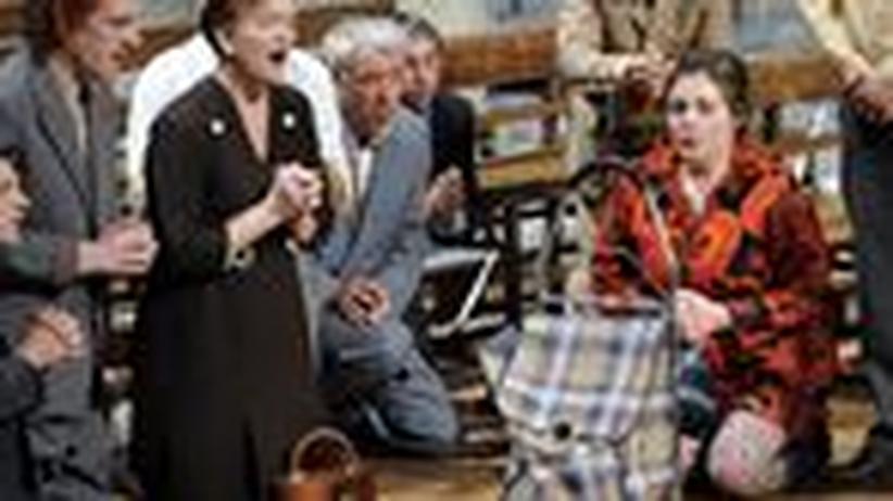 """Theaterfestival Avignon: """"Es soll ihnen die Sprache verschlagen"""""""