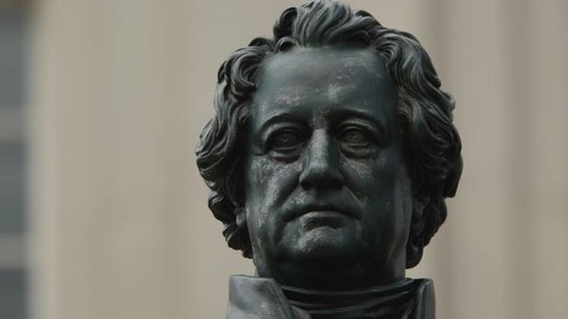 Google Remix: Johann Wolfgang von Goethe –sein Denkmal in Weimar