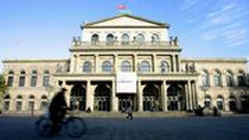 Gebäude der Staatsoper Hannover