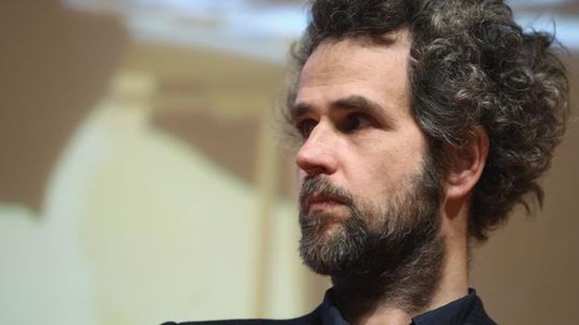 Zum Tod von Christoph Schlingensief: Schlingensief im Januar 2010