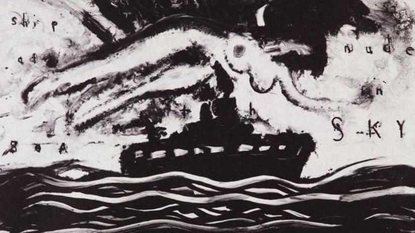 Ausstellung David Lynch: Bildgewordene Finsternis