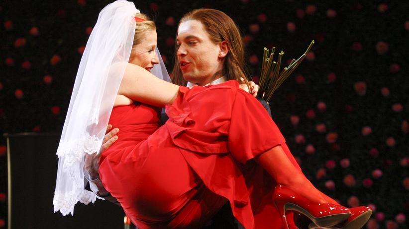 Wiener Burgtheater: Es ist zu spät, um noch ins Bett zu gehen