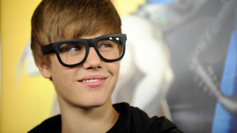 Soziale Netzwerke: Twittert toll: der 16-jährige Popstar Justin Bieber