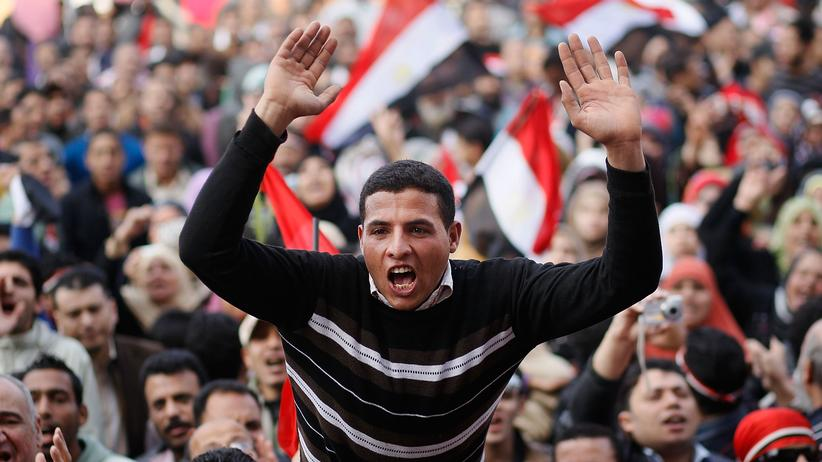 Revolution in Ägypten: Optimismus siegt!