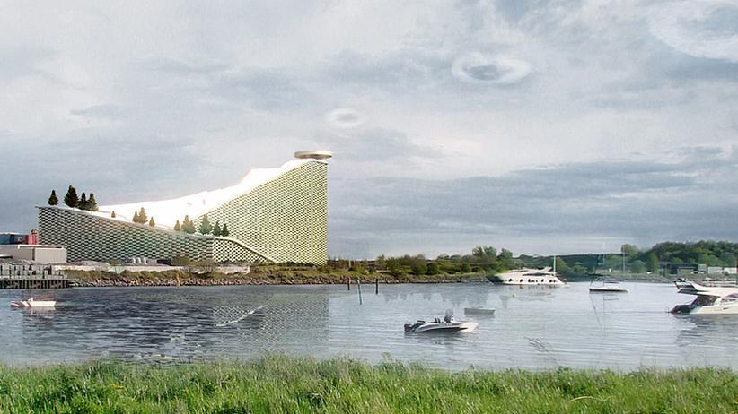 """Architekt Bjarke Ingels: """"Wir fragen, wie Nachhaltigkeit Spaß machen kann"""""""