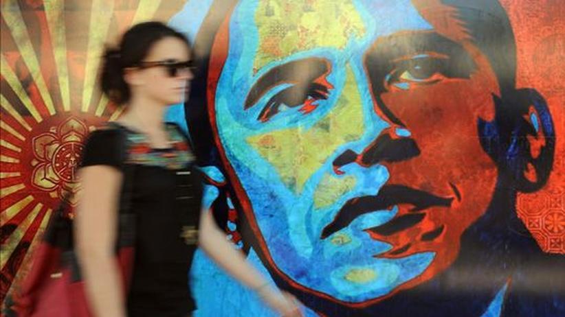 Street-Art: Mit den Augen zur Wand