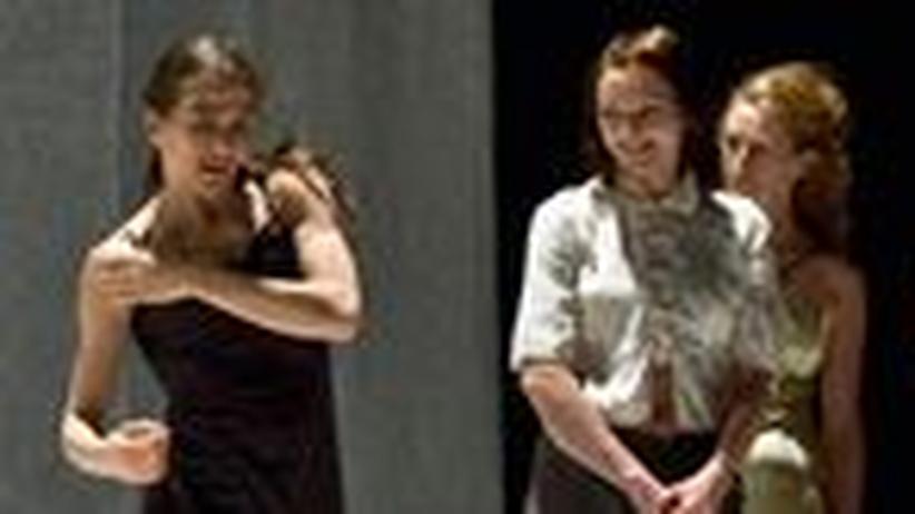 Festival Movimentos: Reizende Weiber tanzen