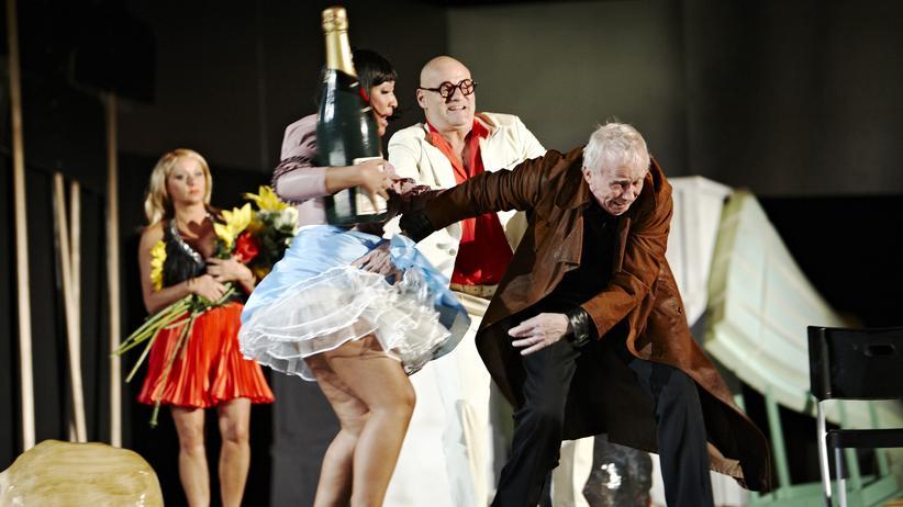 Regisseur Frank Castorf: Das Ganzjahresoktoberfest
