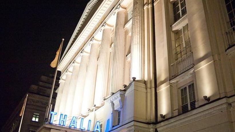 Thalia Theater: Das Thalia-Theater in Hamburg