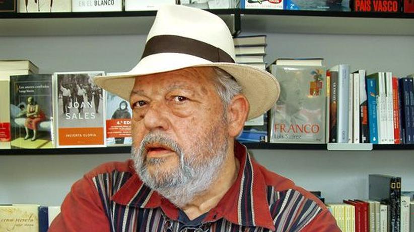 Der Schauspieler und Autor Peter Berling