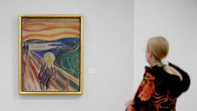 """Kunsthandel: Munchs """"Schrei"""" wird versteigert"""