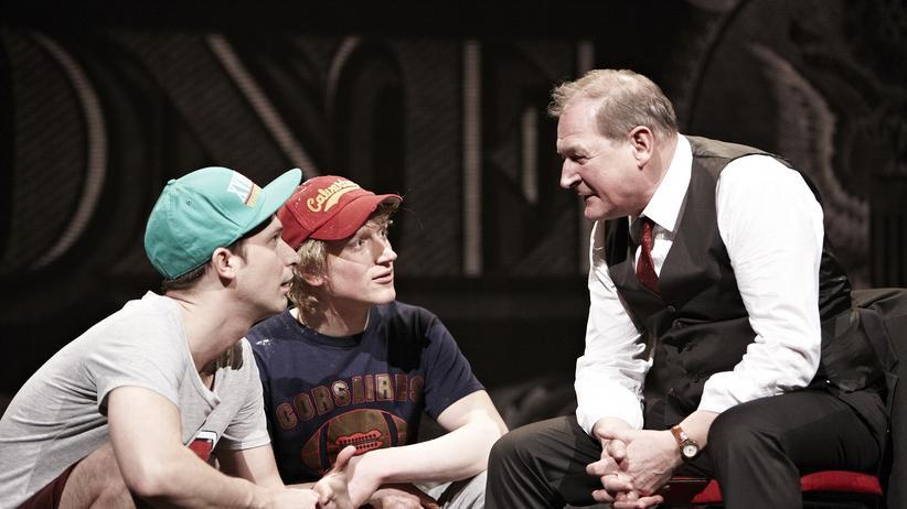 St. Pauli Theater: Im Sumpf männlicher Sentimentalitäten