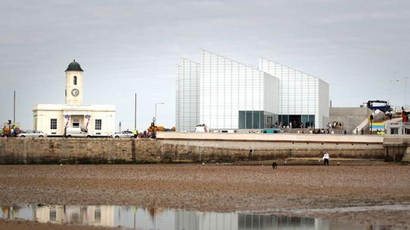 Architekturbiennale Venedig: Die Turner Contemporary Gallery in Margate, gestaltet vom britischen Star-Architekten David Chipperfield