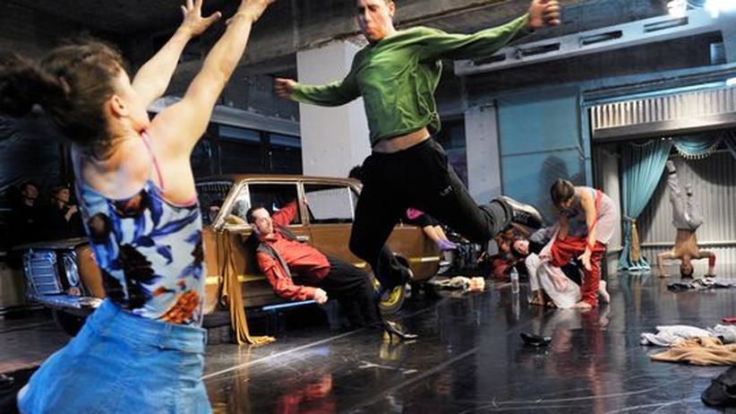 Tanztheater: Offen für alle
