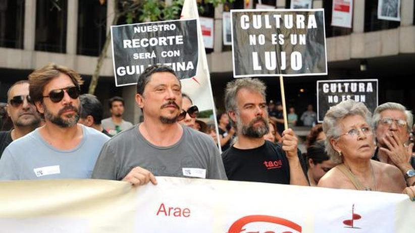 Krise in Spanien: Ein Land wird kulturlos