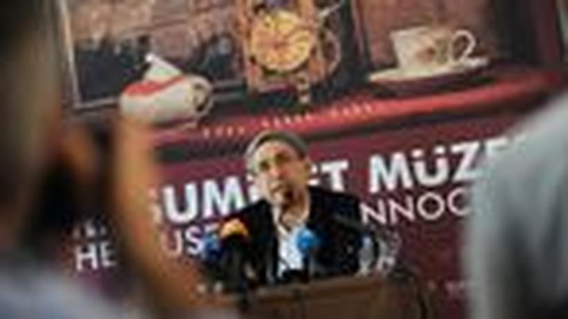 """Orhan Pamuk: """"Diese ewige Jammerei"""""""