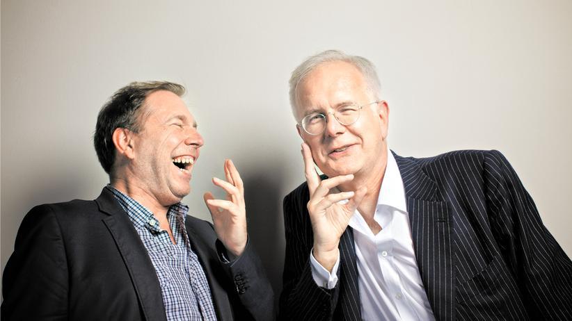Schmidt und Pollesch: Geld? Nein, Weiber, Männer, Orgien!