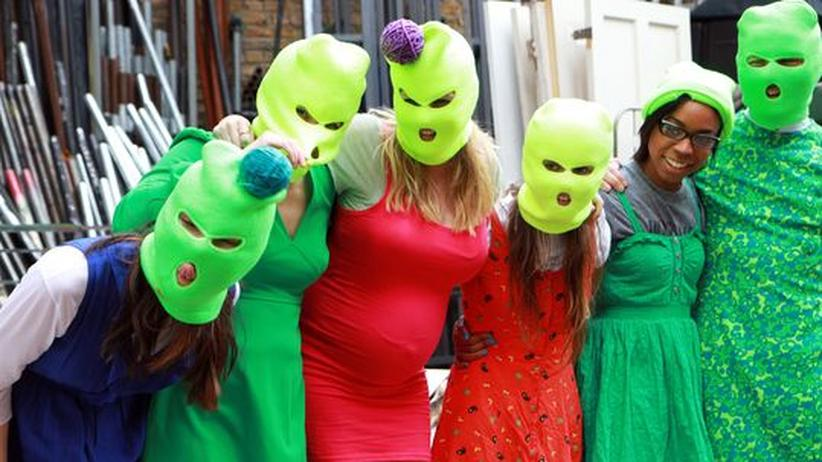 Theateraufführung in London: Sind wir nicht eher Pussy als Riot?