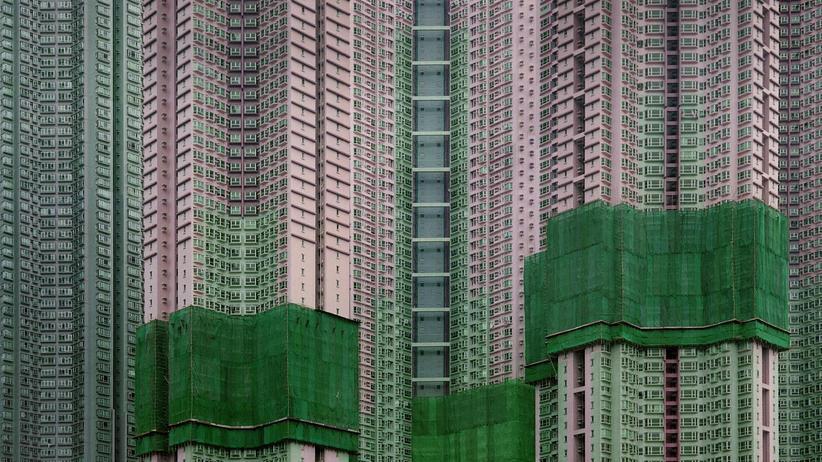 Architektur-Fotografie: Unheimliche Wohnzellen