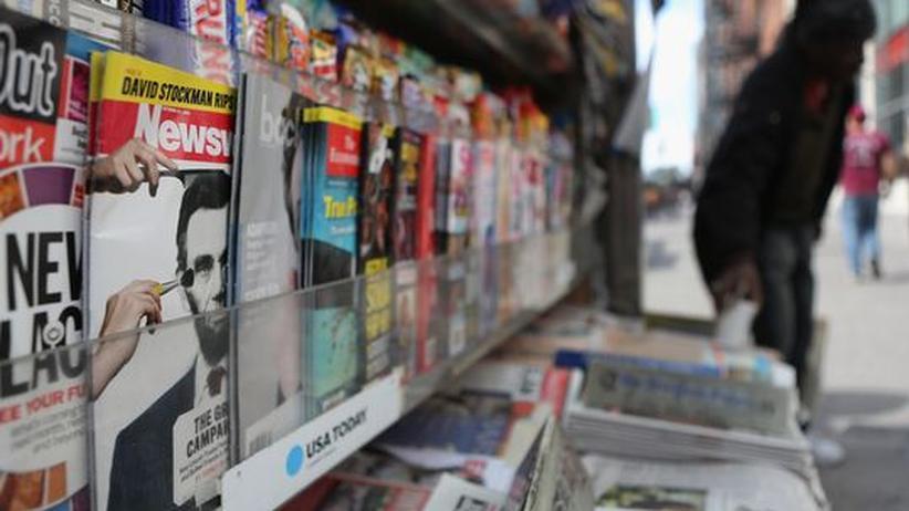 """US-Medien: """"Newsweek"""" veröffentlicht letzte Printausgabe"""