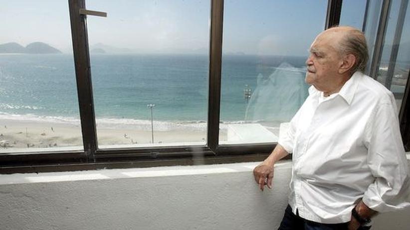 Nachruf Oscar Niemeyer: Er genoss die Ästhetik des Augenblicks