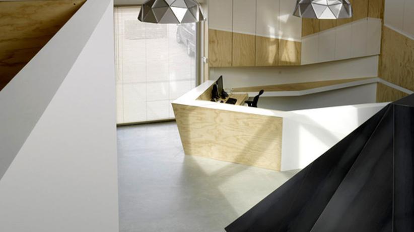 Büro-Architektur: Arbeiten im wohnlichen Büro
