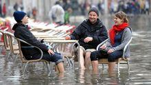 Das italienische oder französische Marktplatz-Gefühl wäre auch im kalten Norden möglich - man muss es nur wollen!