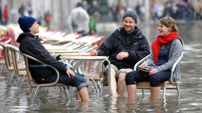 Weltverbesserung: Das italienische oder französische Marktplatz-Gefühl wäre auch im kalten Norden möglich - man muss es nur wollen!