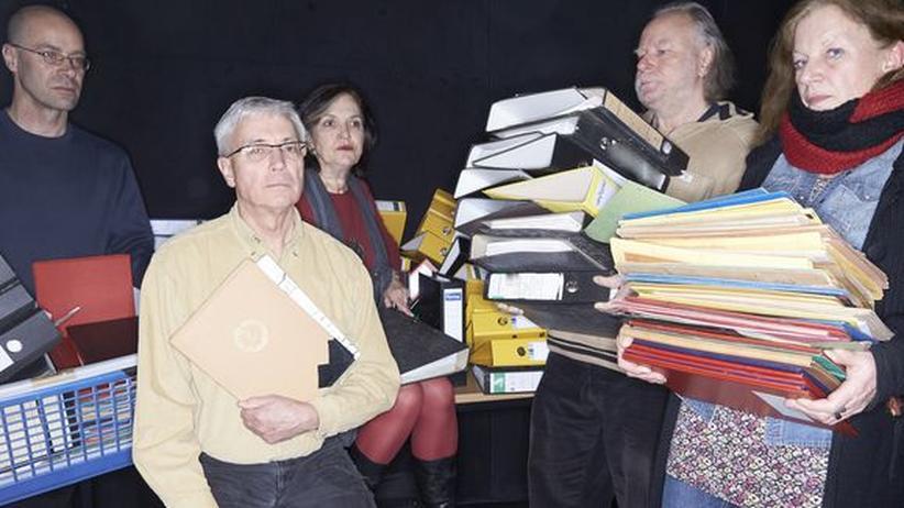 DDR-Aufarbeitung: Meine Akte und ich: Ein Theaterstück zur Stasi-Vergangenheit