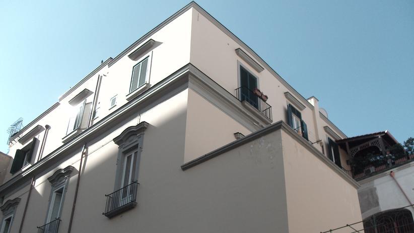 Goethe-Institut Neapel: Was für ein Palast!