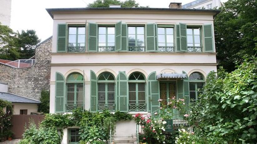 Romantik-Museum Paris: Das Musée de la Vie romantique in Paris