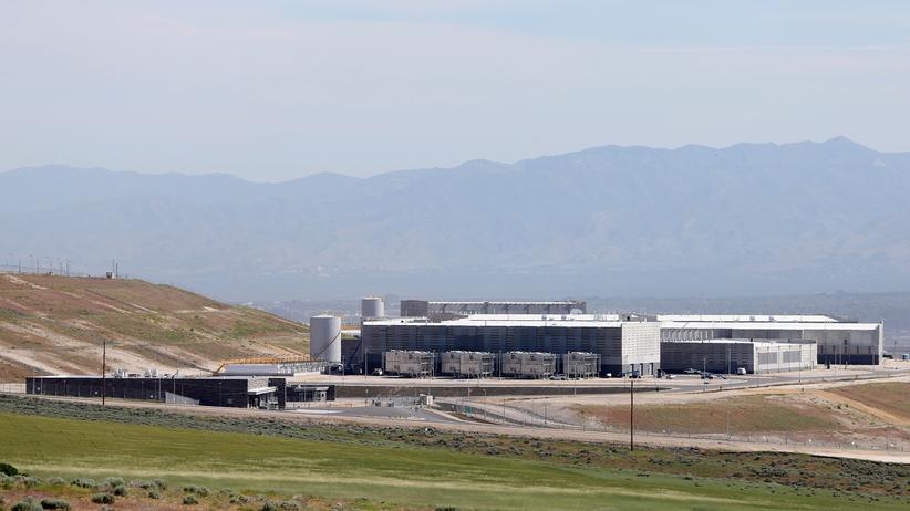 NSA-Skandal: Der Tempel des Datengotts