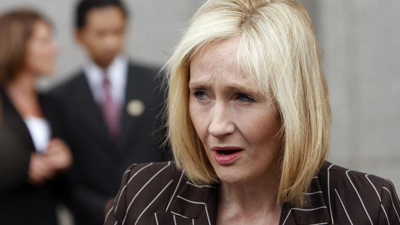 J. K. Rowling: Ein Krimi von der Agatha-Christie-Stange