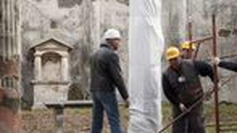 Italienische Kulturförderung: Die zweite Rettung Pompejis