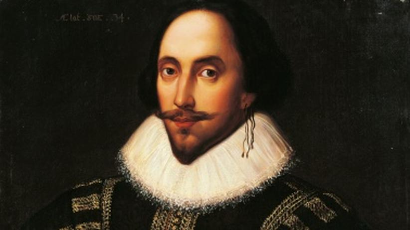William Shakespeare: Sein Werk gehört der Dunkelheit