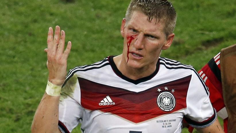 Fußball-WM: Die deutschen Panzer rollen wieder