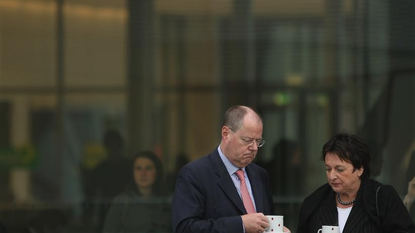 Bundestag: Am Tellerrand der Politik