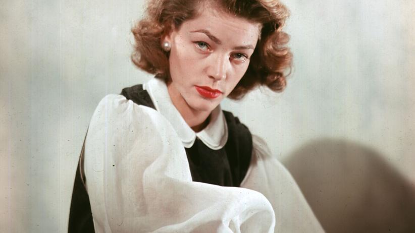Lauren Bacall: Die elegante Abenteurerin