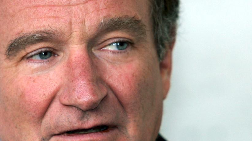 Hollywood-Star: Robin Williams litt an Parkinson
